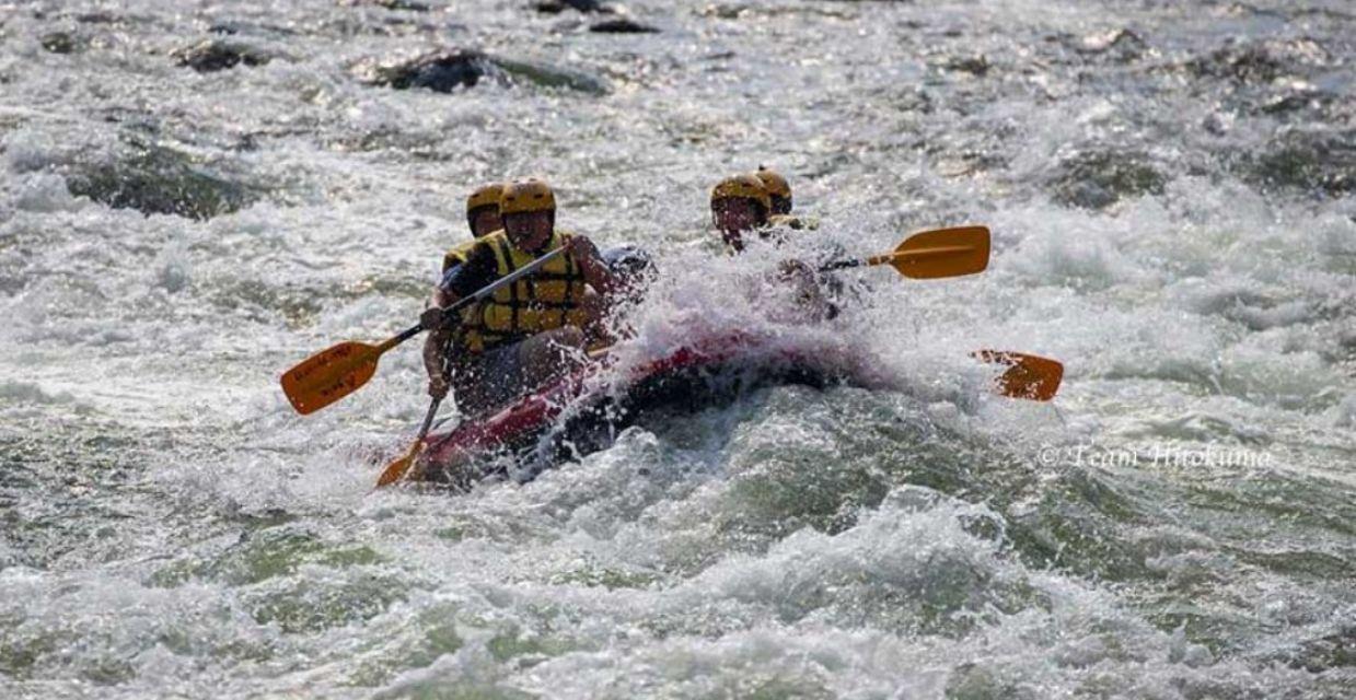 Rafting @ Kumagawa Hitoyoshi