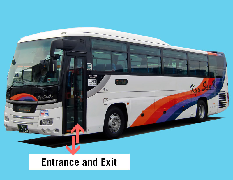 Express / Highway Buses