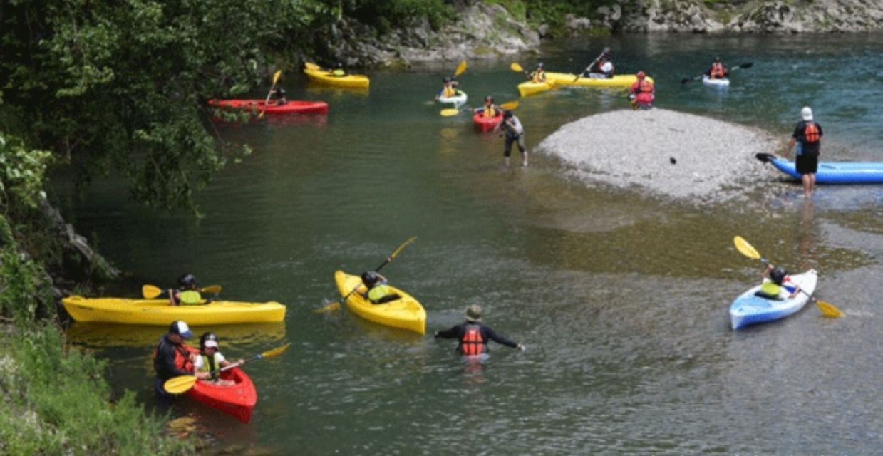 Kayak_kawabe_river